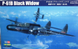 HBB81731 1/48 US Northrop P-61B Black Widow